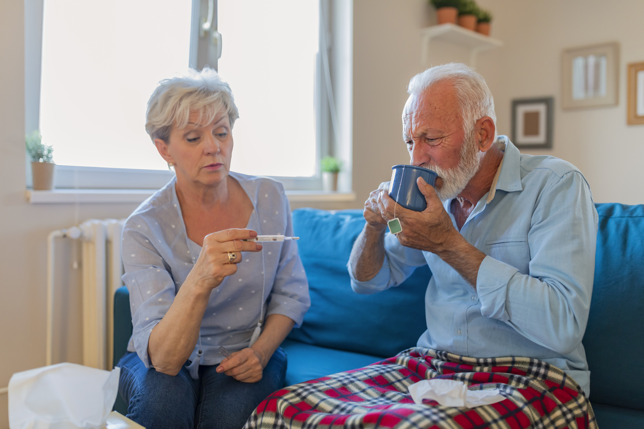 Flu Season is Here: Keeping Your Senior Safe