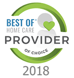 best of home care provider 2018