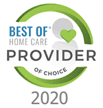 best of home care provider 2020